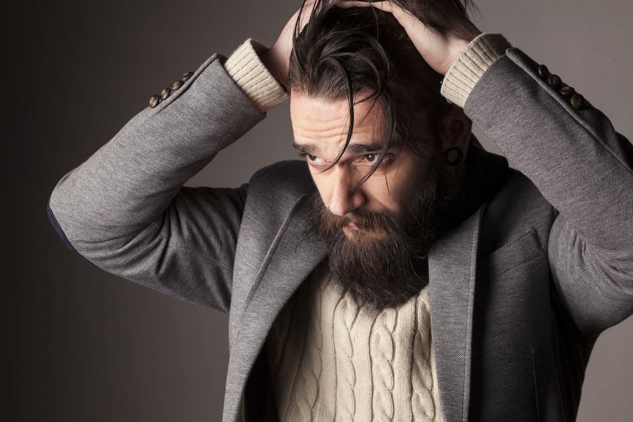 hair oil for men classic