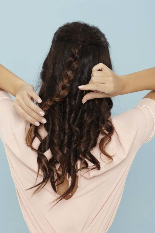 A Mermaid Braid Tutorial That's Easier Than It Looks