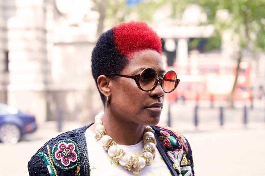 Hair Color For Black Women Break The Rules With These Color Ideas