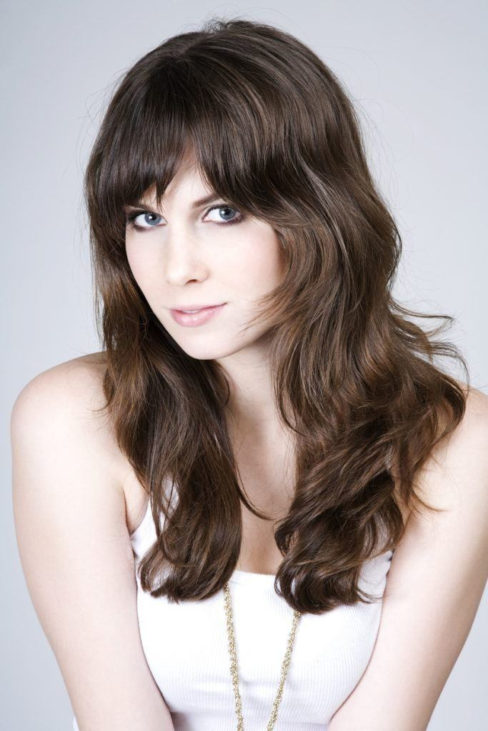 Long Layered Hair with Bangs: Style Ideas to Inspire Your ...