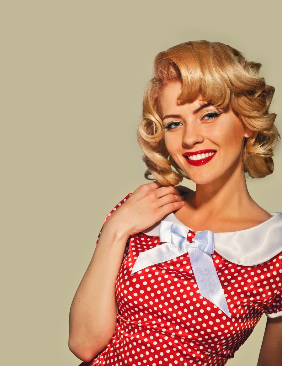 50s Hairstyles For Long Hair 6 Looks That Wont Ever Go Out Of Style