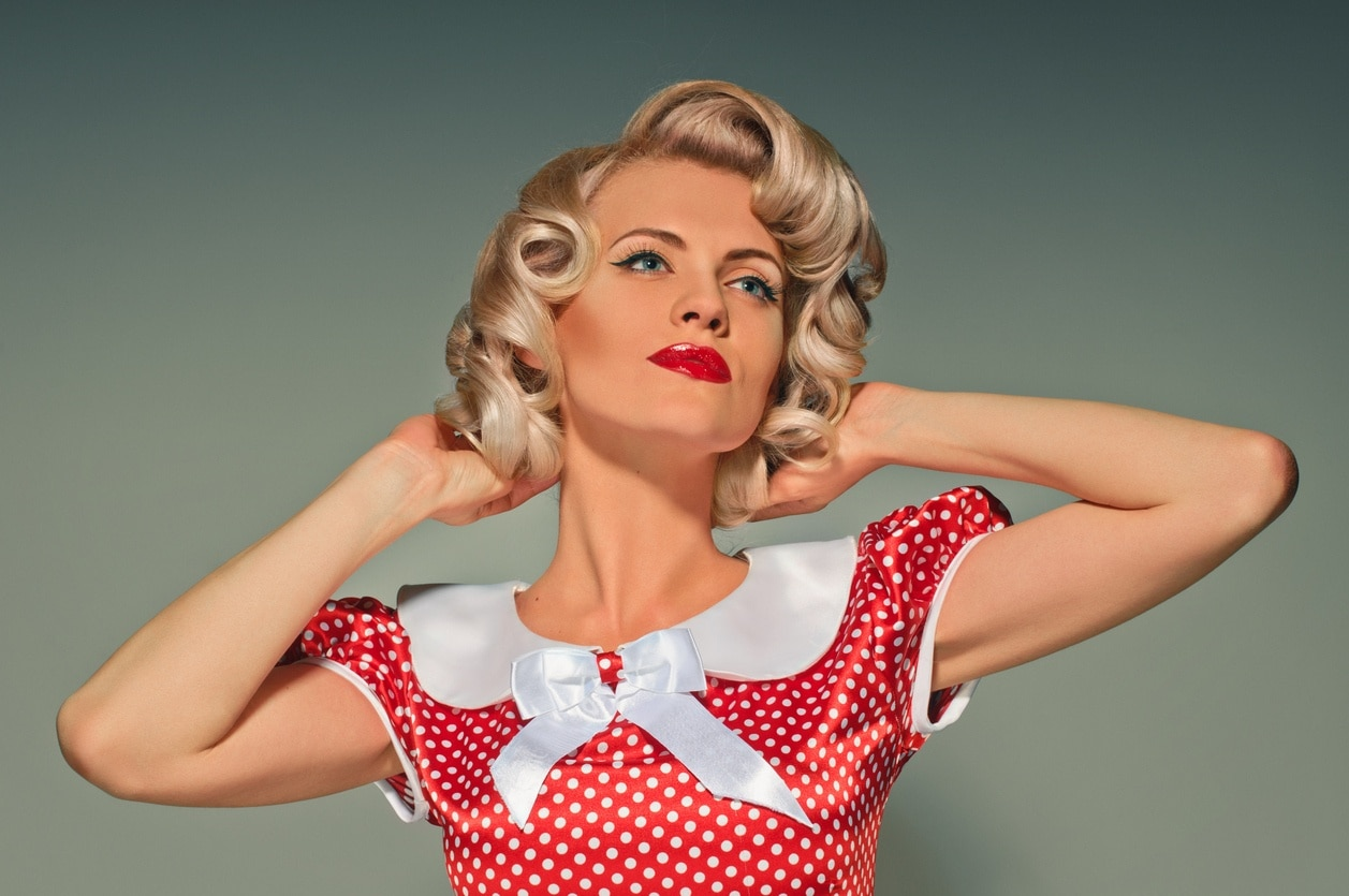 50s Hairstyles For Long Hair That Are The Perfect Mix Of