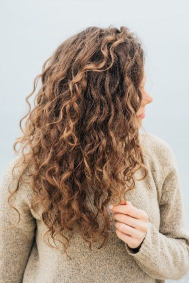 best gel for curly hair light brown long hair