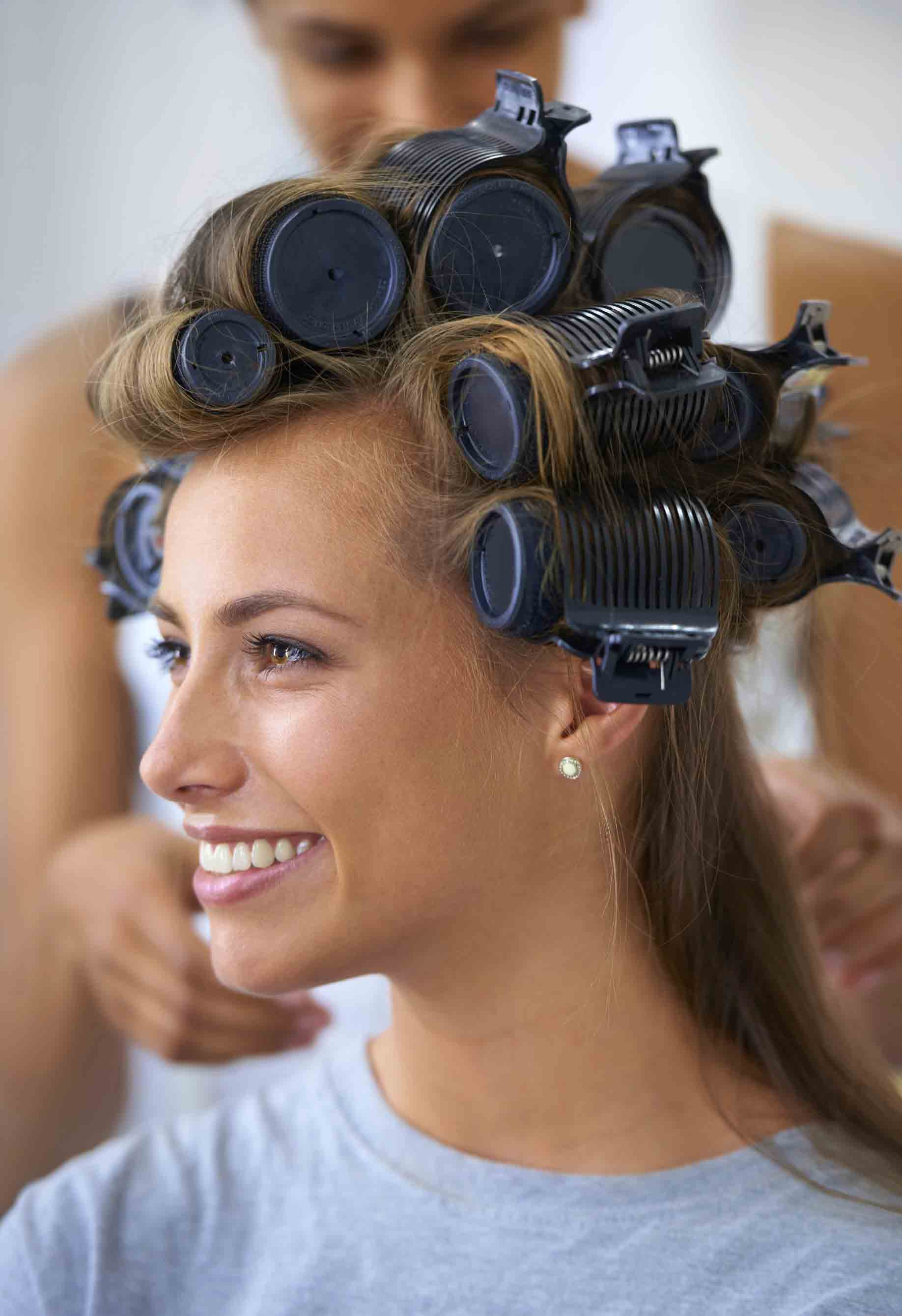 Best Hot Rollers for Long Hair Types What to Use to Achieve a Curl