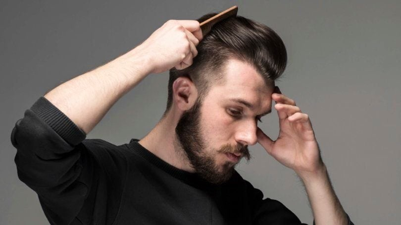 Comb Over Hairstyles and How to Maintain this Style for Men