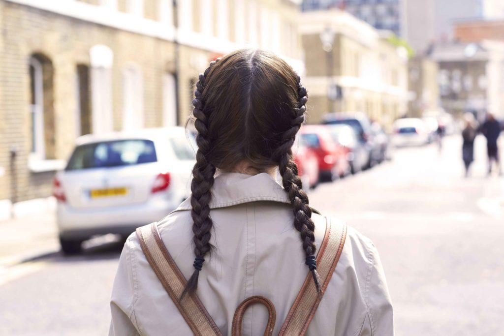 easy braids for long hair dutch pigtails