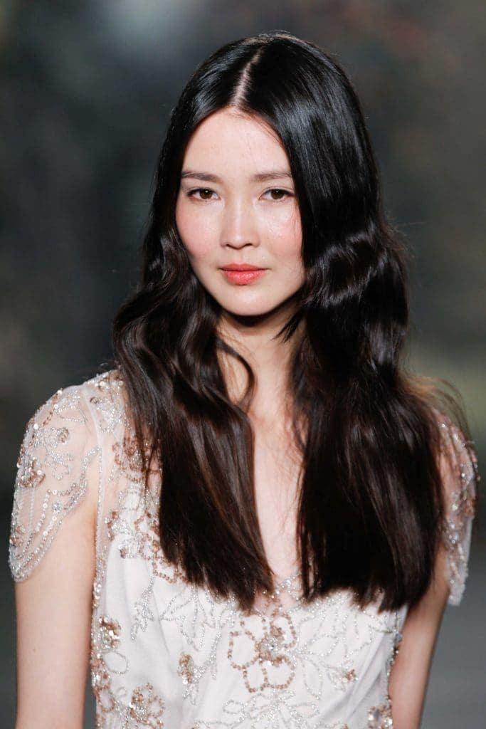 easy hairstyles long asian hair