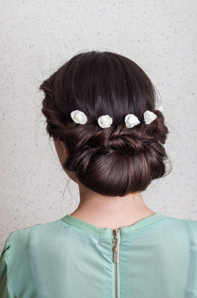 Flower Girl Hairstyles: 19 Looks for Entourage Parties of All Ages