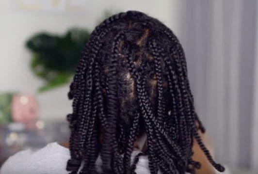 faux dreadlocks tutorial braids