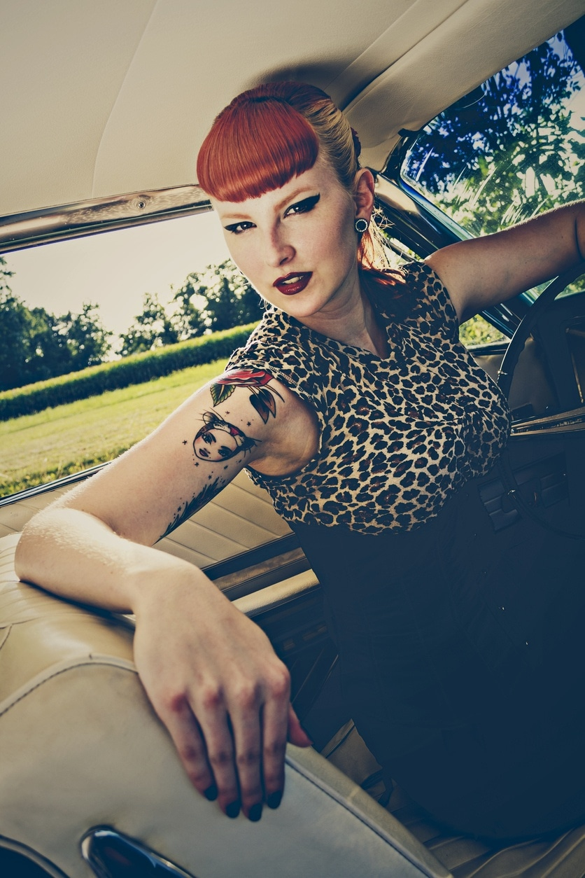 Rockabilly Hairstyles: 11 Trademarks of this Charming