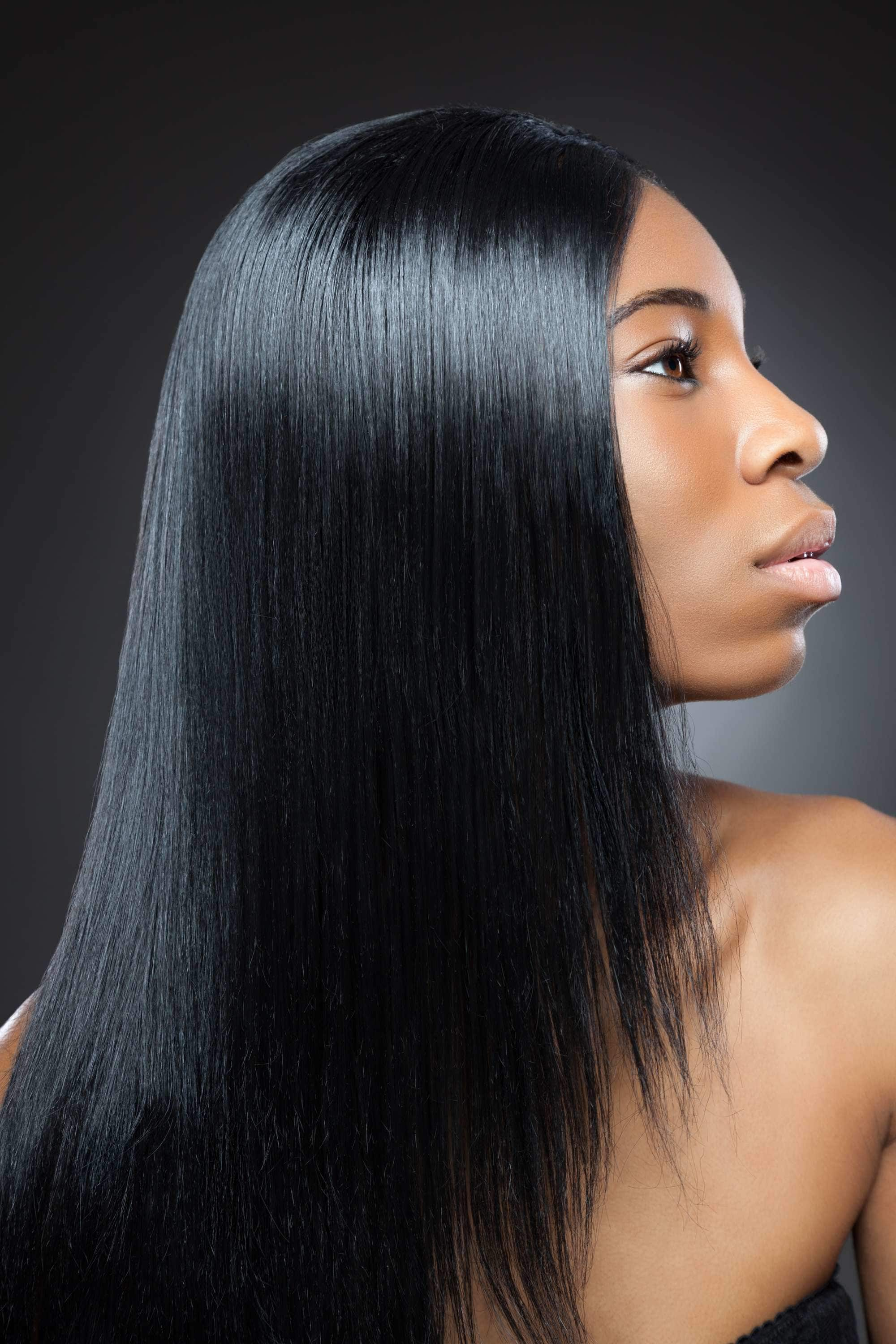 Products To Use Before Straightening Natural Hair