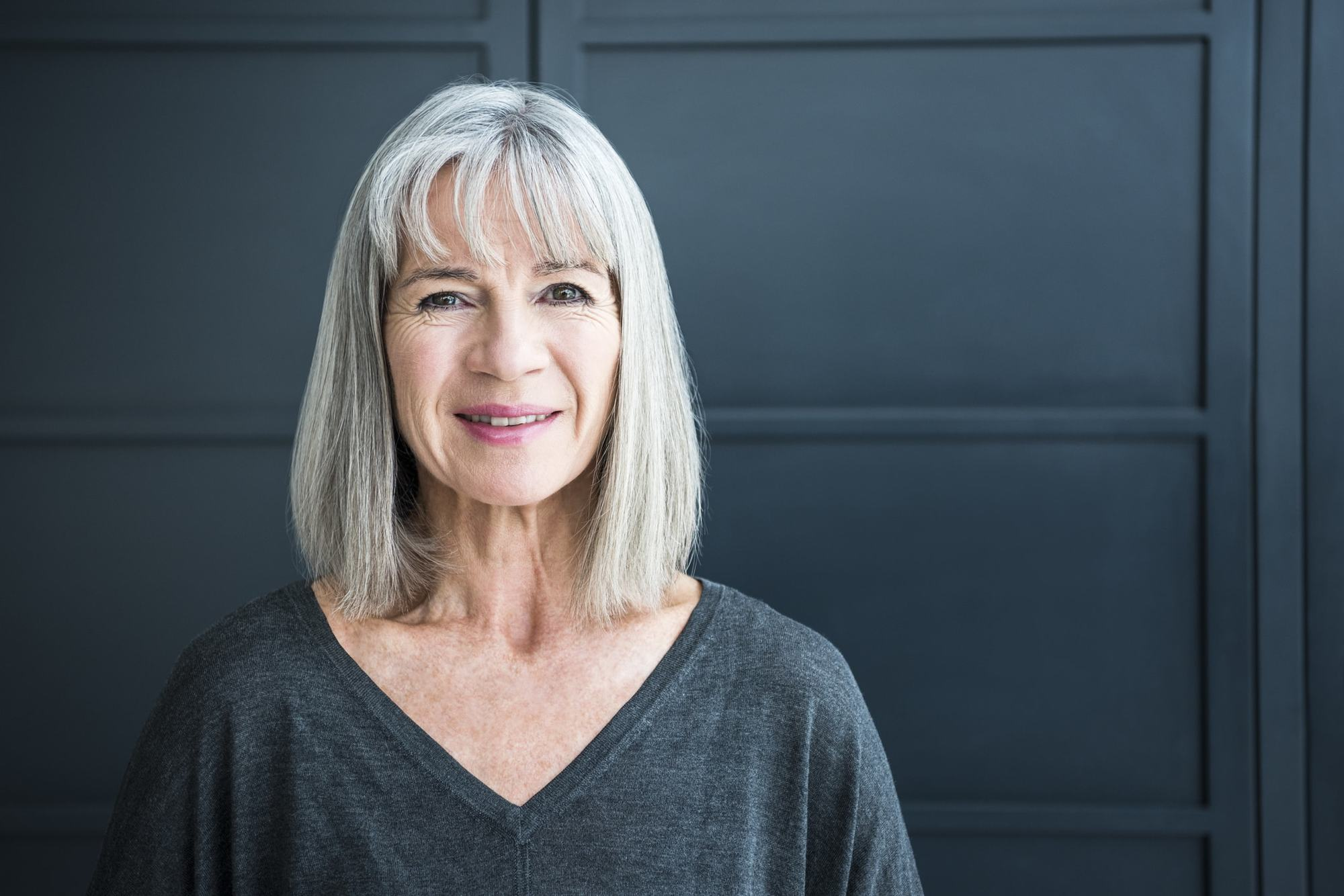 bangs for fine hair piece-y gray