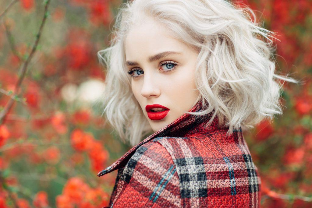 best hairstyle for face shape teased roots
