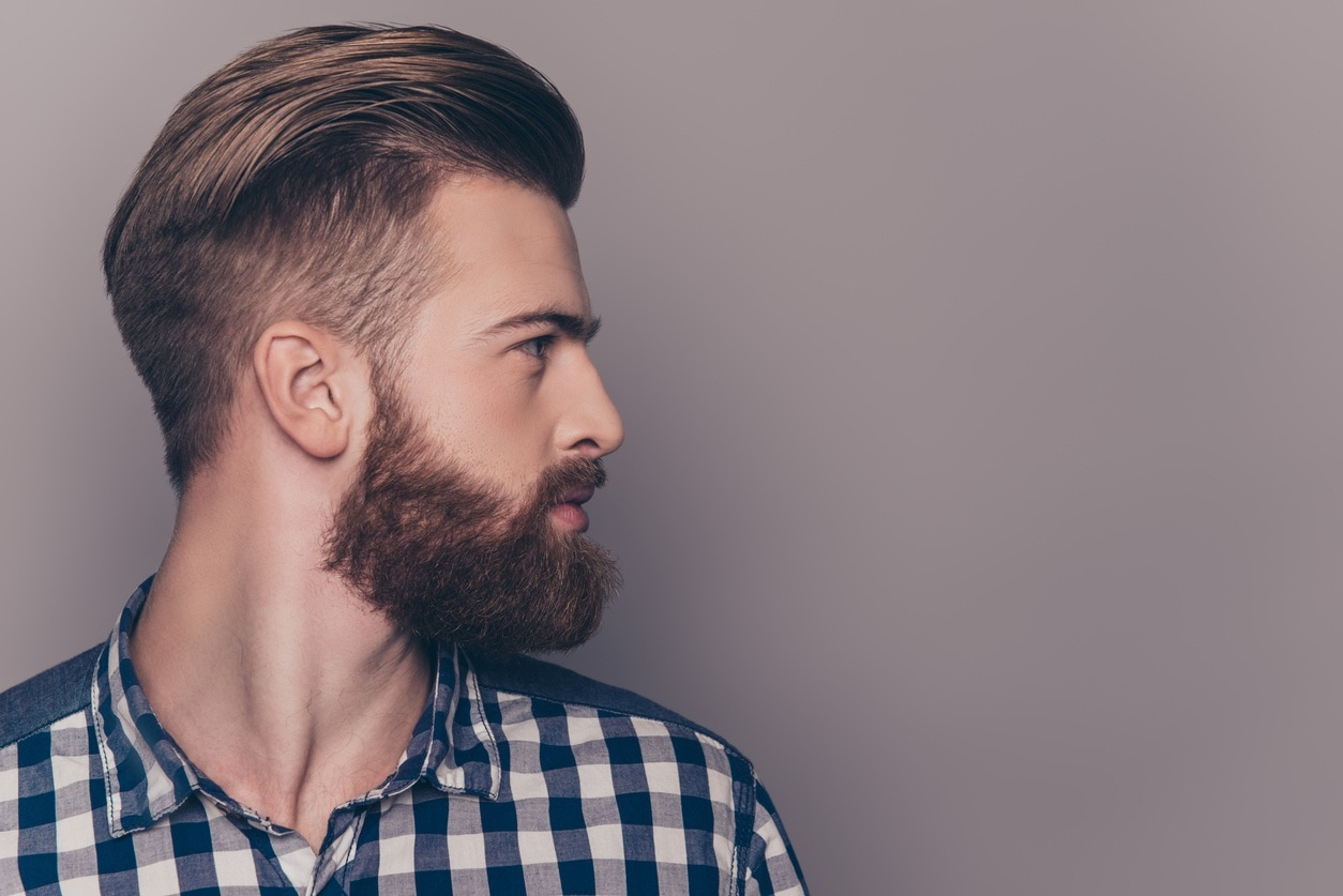 easy hairstyles for guys: modern pompadour