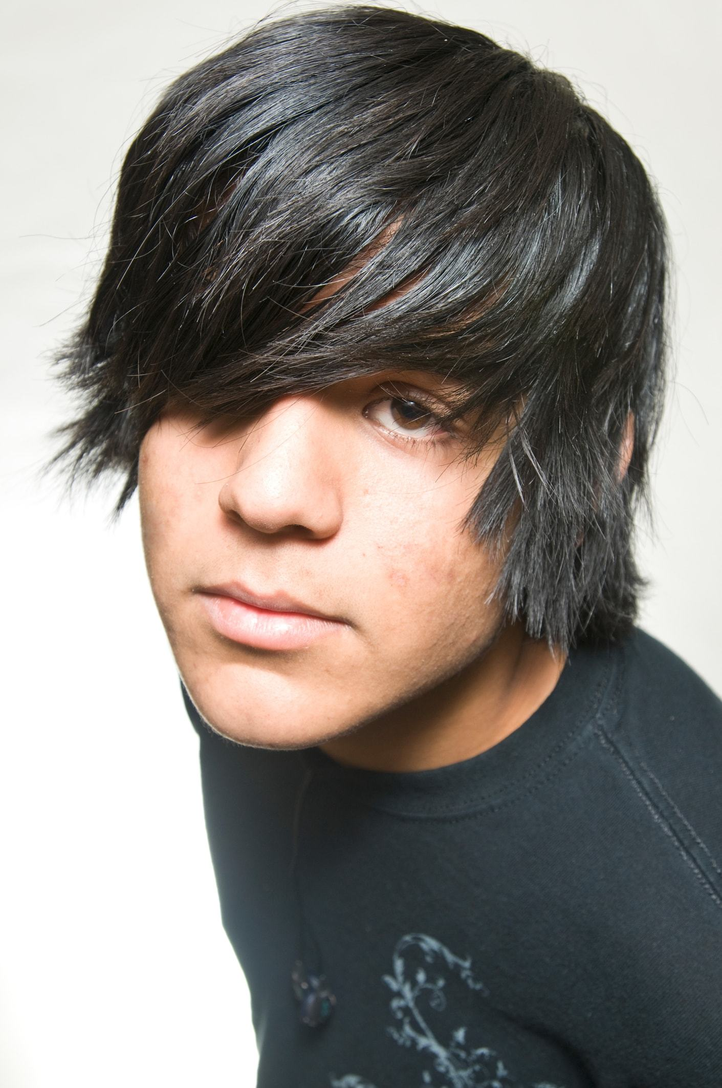 Emo Hairstyles For Guys Flattering Ways To Rock A Punk Look