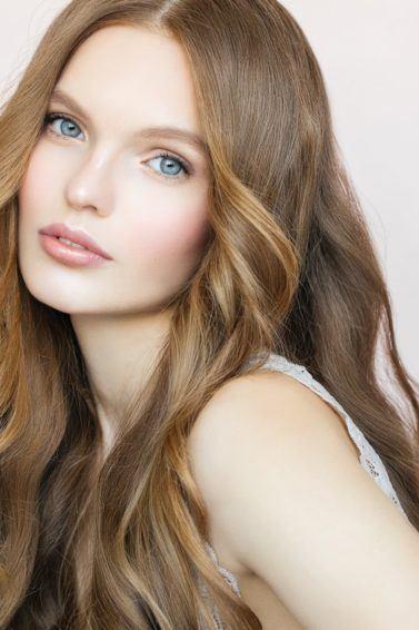 hair growth oils long loose light brown curls