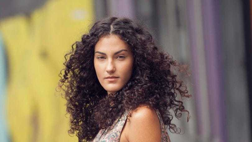 how to use a diffuser to create amazing curls