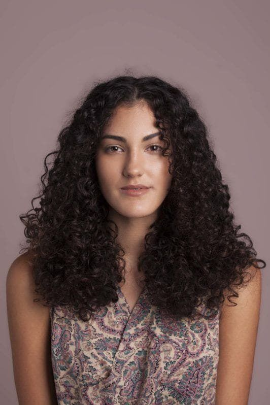 how to use a diffuser tutorial on curly hair