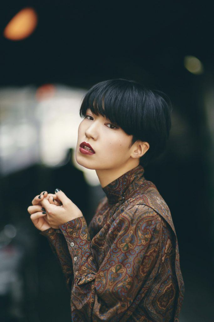 bowlcut Korean short hairstyles