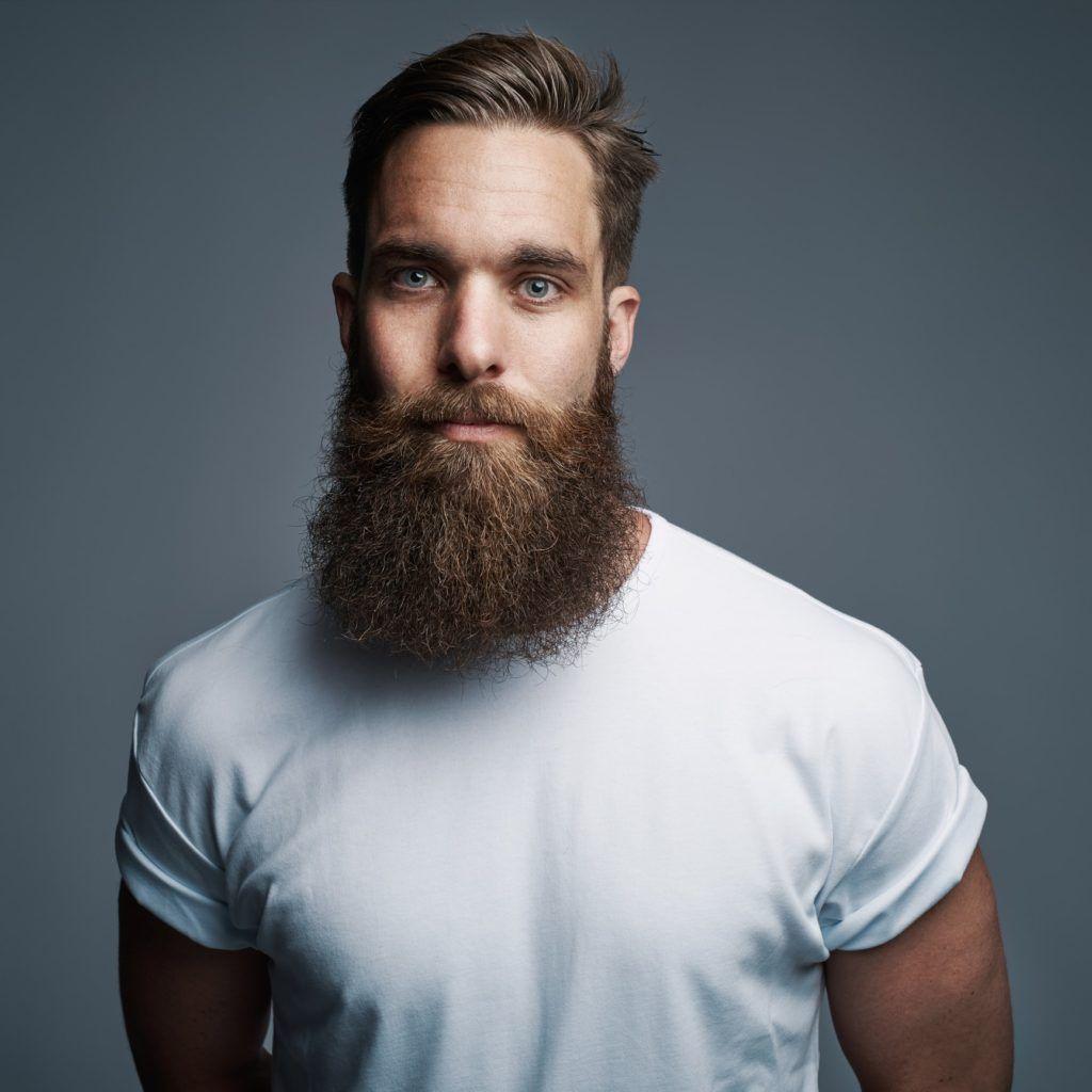 mens hairstyles 2017 full beard