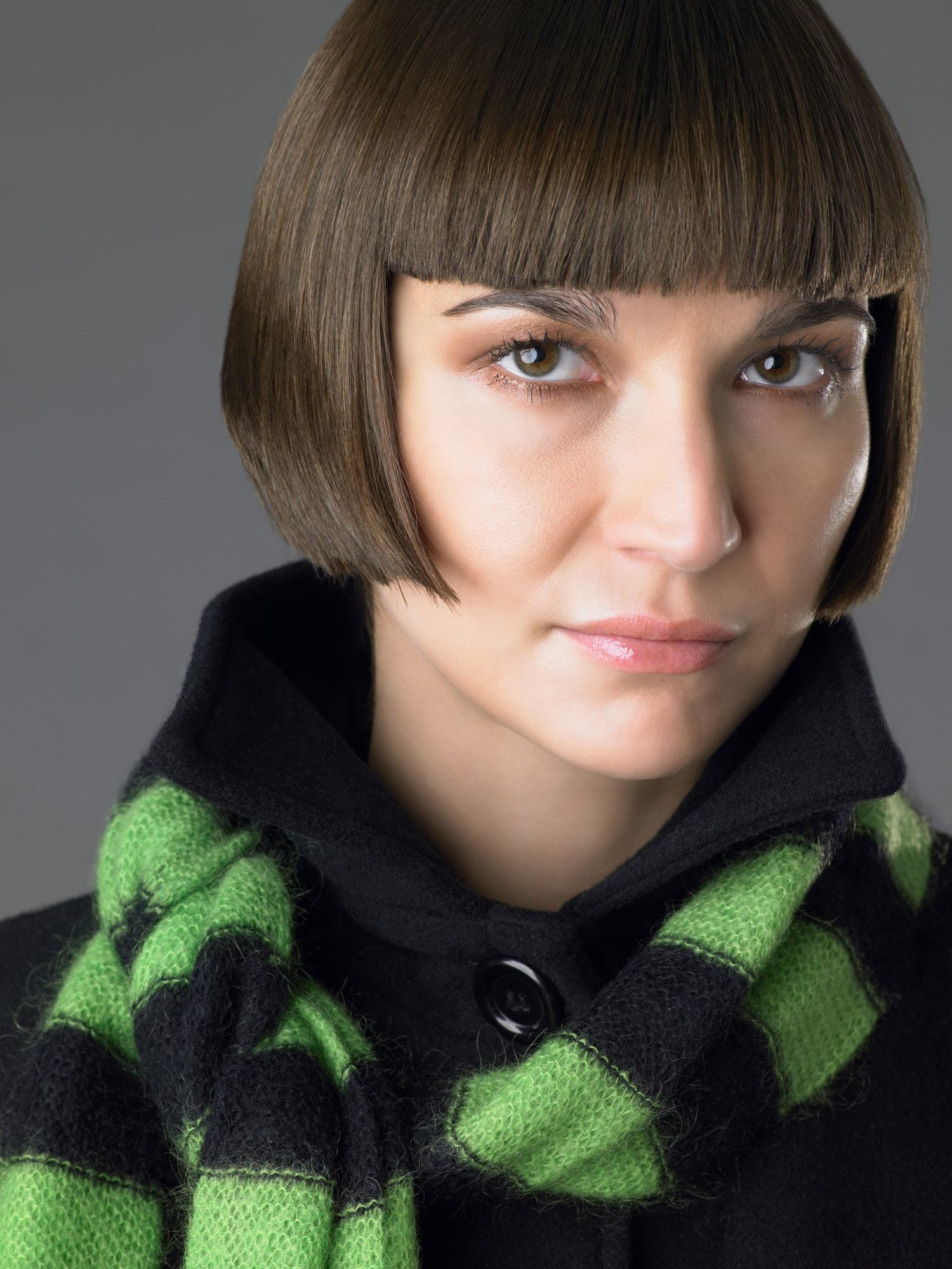 18 Trendy Bob Haircuts for Round Faces