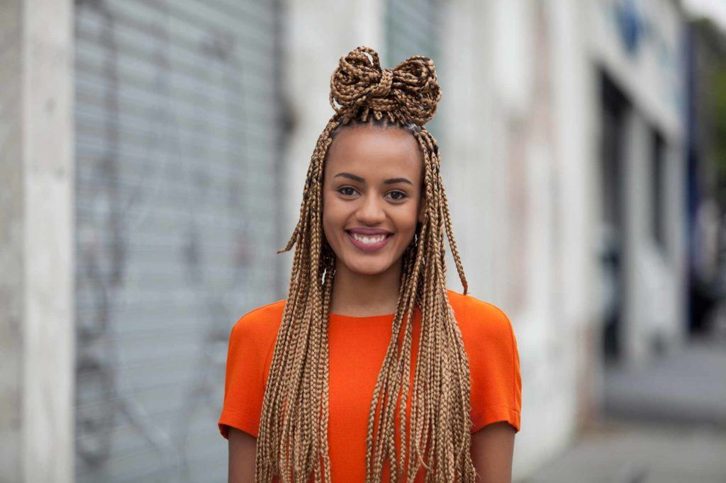Boho Box Braids 13 Styles To Get You Ready For Festival