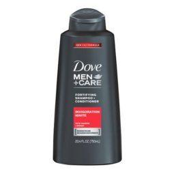 dove mencare invigoration ignite fortifying shampoo conditioner