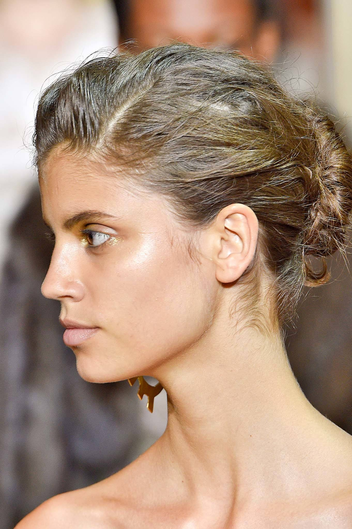 Elegant Updos 15 New Hairstyles And How To Get The Look