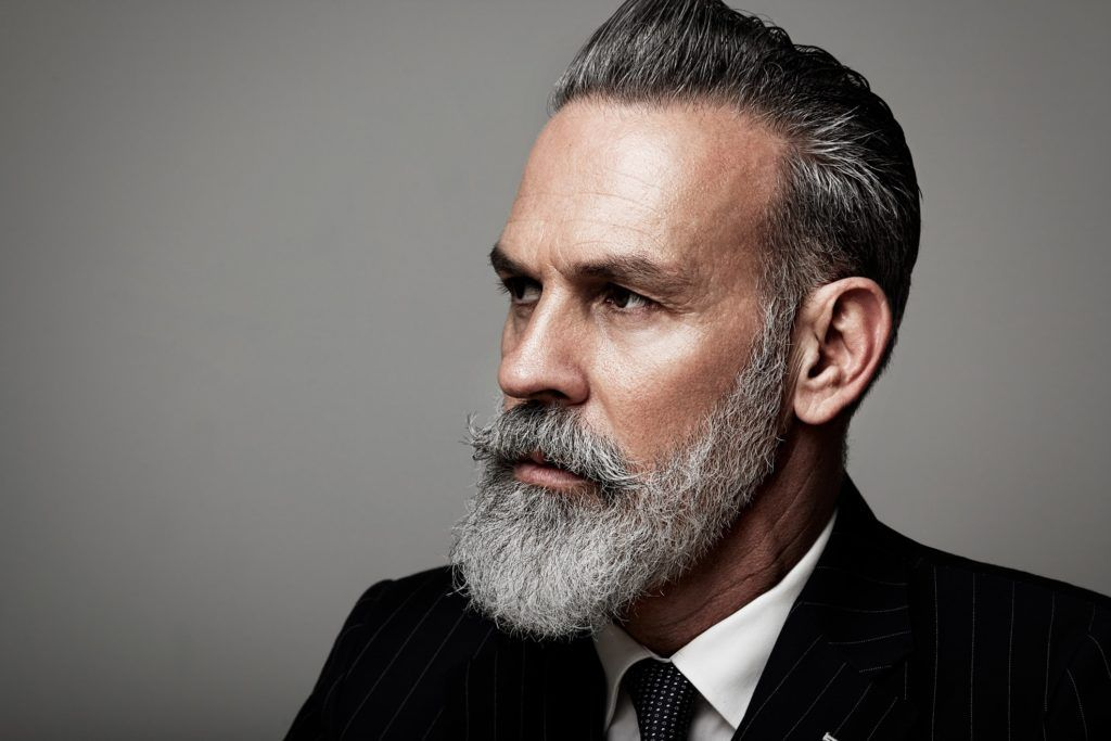 On-Trend Hairstyles for Men Over 50