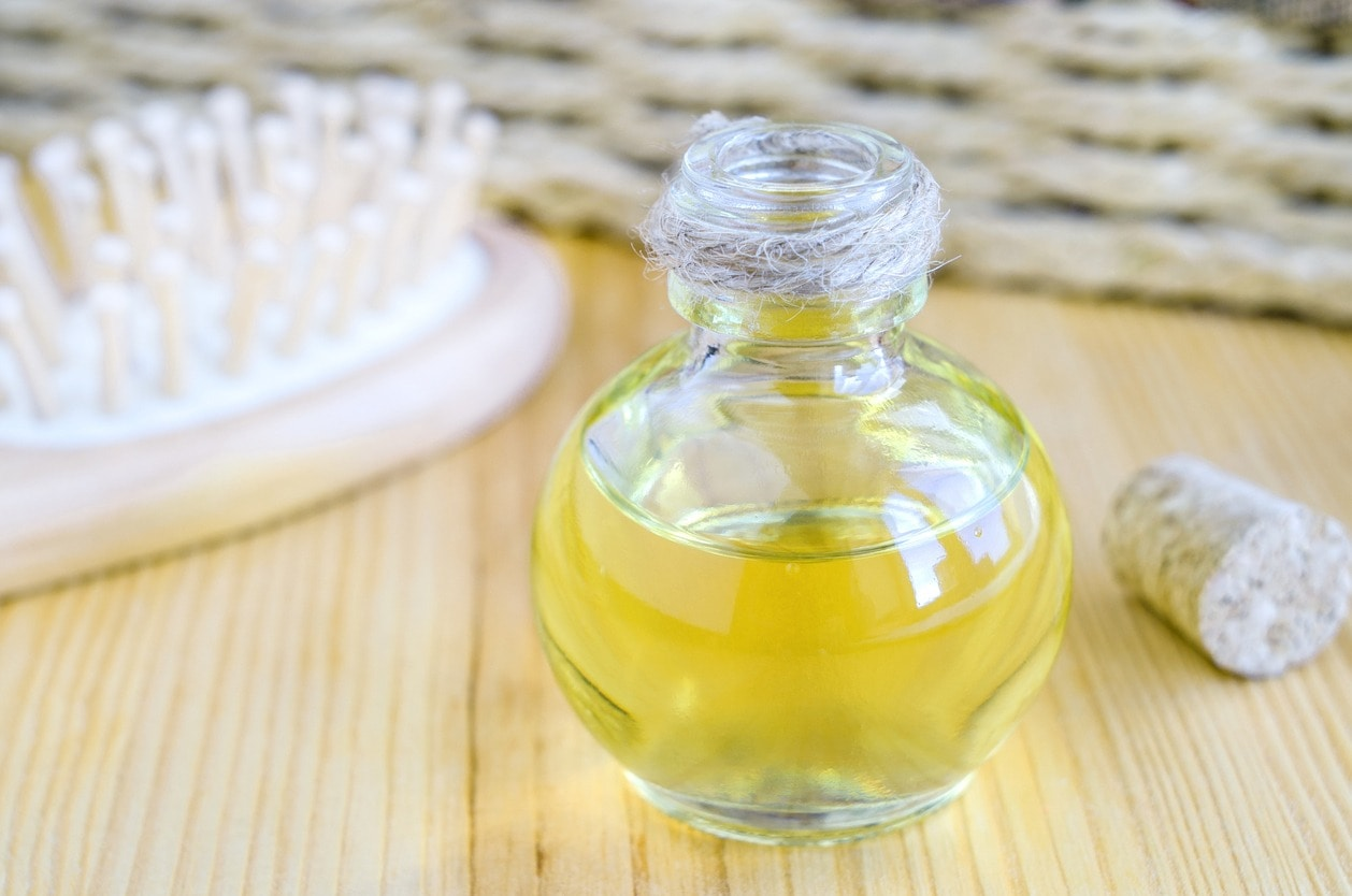 hot oil treatment for natural hair