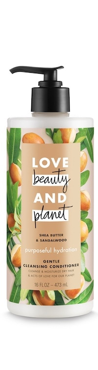 LOVE BEAUTY PLANET PURPOSEFUL HYDRATION CLEANSING CONDITIONER