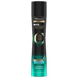 tresemme xx compressed micro mist extend hold level 4 hairspray front view
