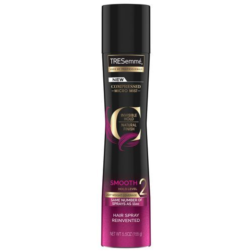 Tresemm Compressed Micro Mist Hairspray Smooth Hold Level