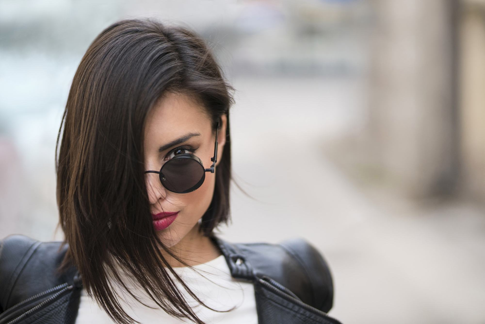 15 Of The Chicest Ways To Style An A Line Bob