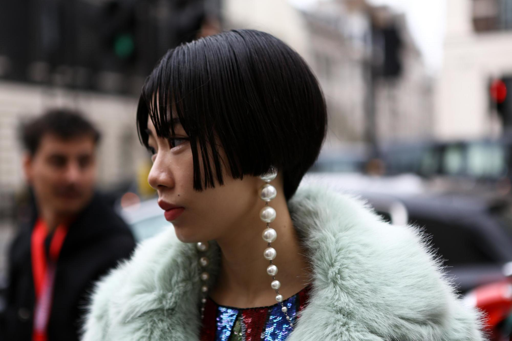 Haircuts For Fine Straight Hair: 15 Looks From The Street