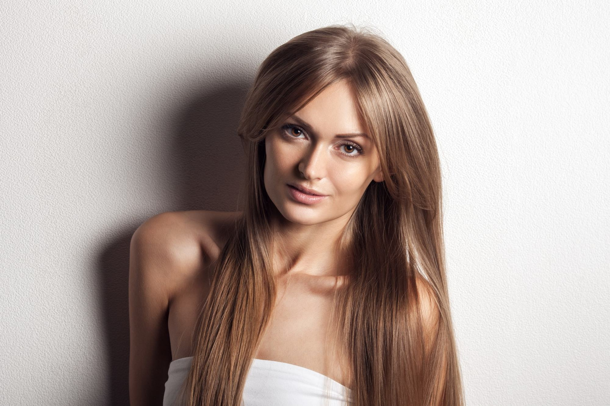 Long Hair With Side Bangs 10 Adorable Ways To Style The Look