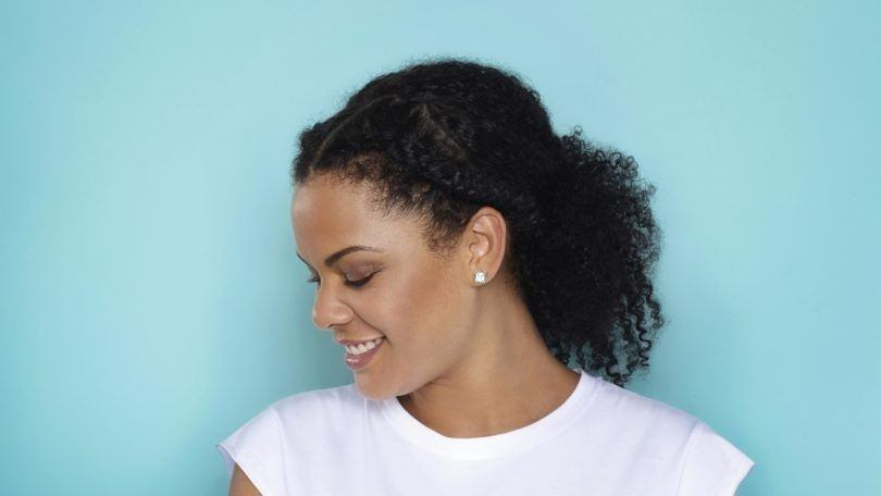 Natural Hair Updos 20 Easy Styles You Can Do At Home