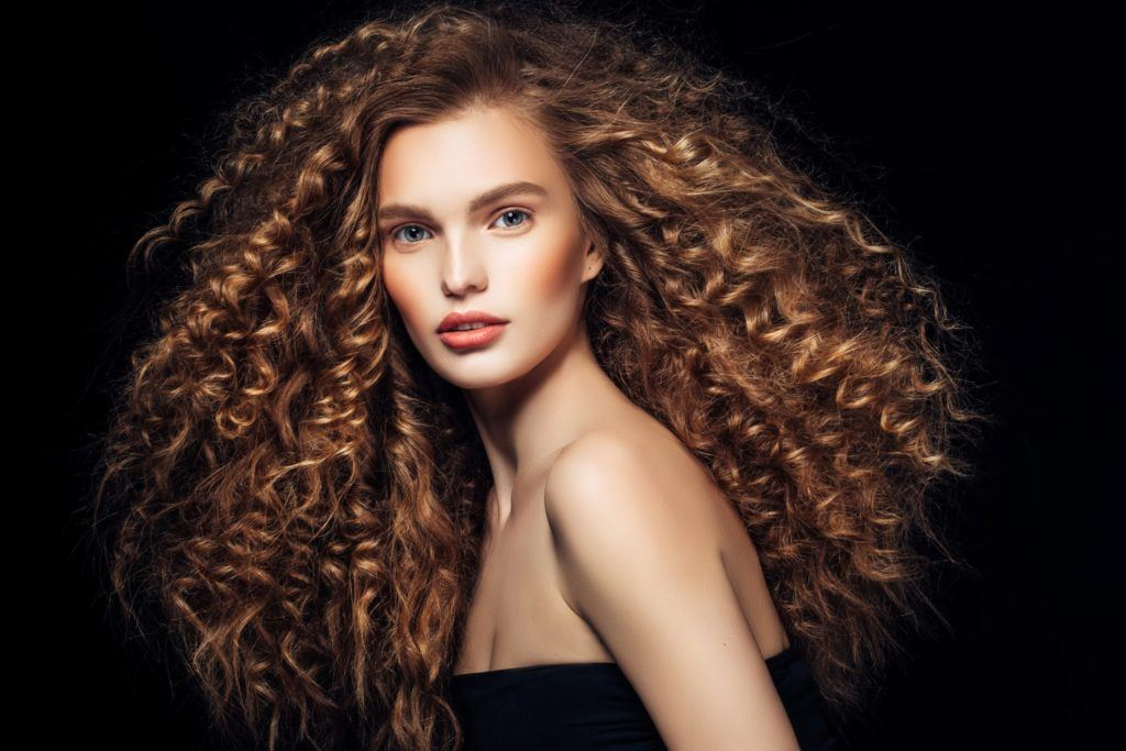 curly hairstyles for long hair natural curls