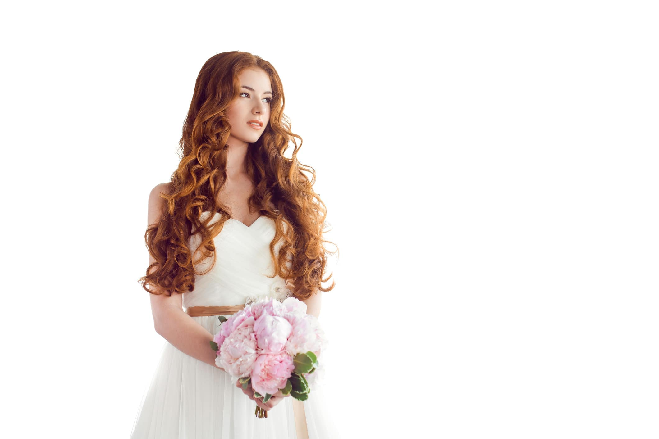 Curly Wedding Hairstyles: 15 Looks for Every Kind of Bride