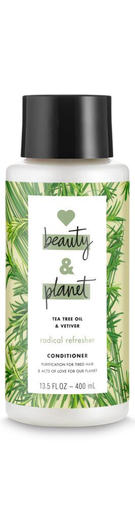 love beauty and planet radical refresher conditioner