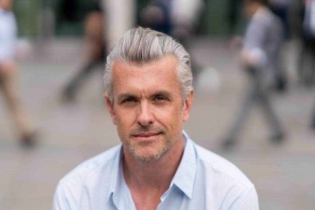 Mens Grey Hairstyles 10 Ways To Rock That Salt Amp Pepper Vibe