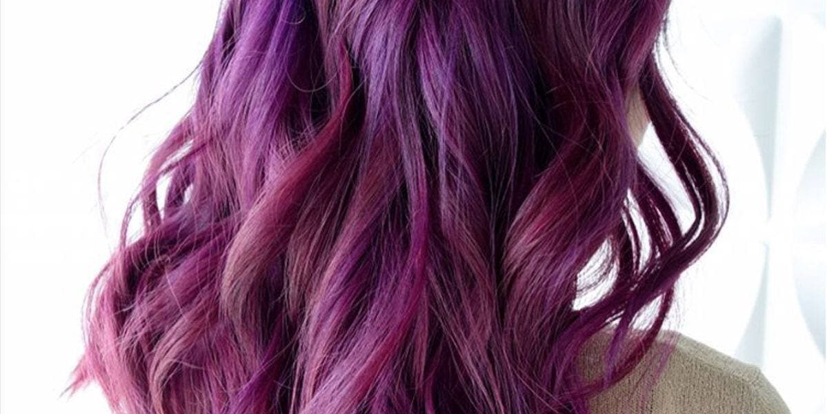 22 Ways To Style Purple Ombre Hair For A Fun Style Twist