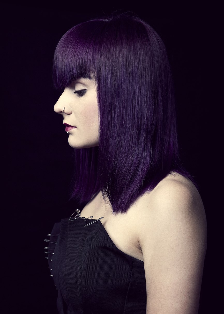 Red And Purple Hair 10 Looks That Prove This Color Combo
