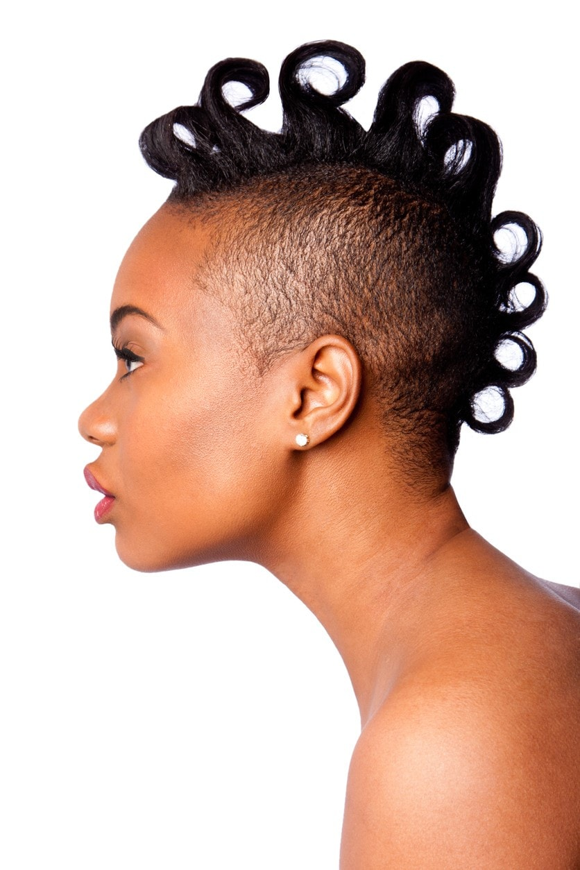 Shaved Hairstyles for Black Women: 11 of The Best Looks