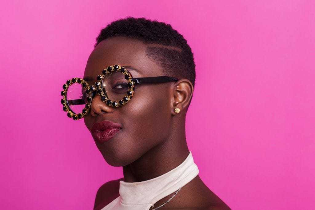 11 Of The Best Shaved Hairstyles For Black Women