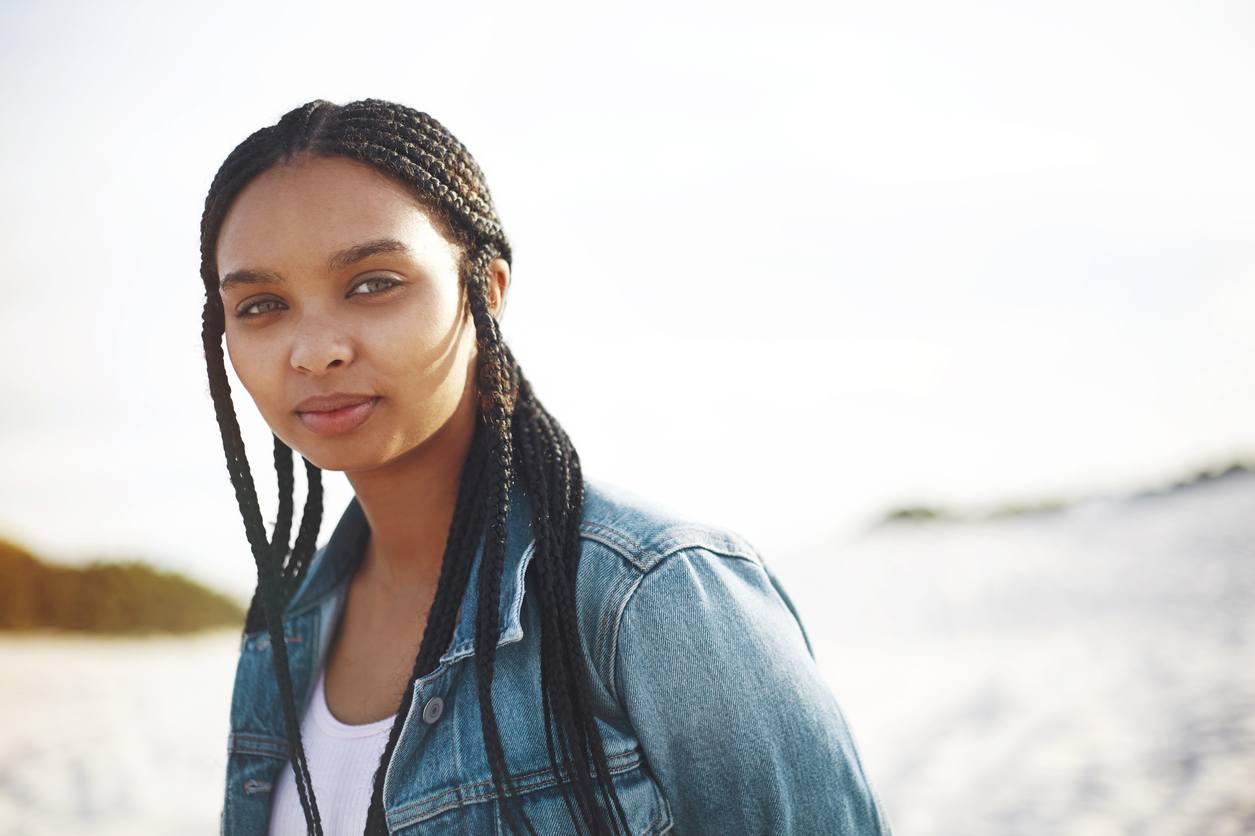 types of braids for black hair: fulani braids