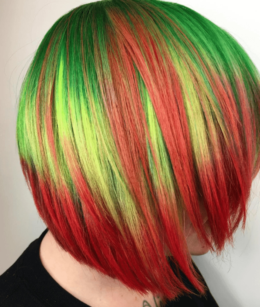 Watermelon Hair The Latest Food Inspired Hair Color Craze