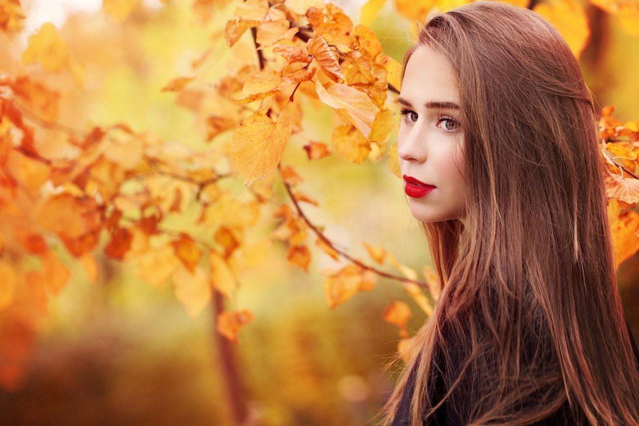 fall hair colors ash brown