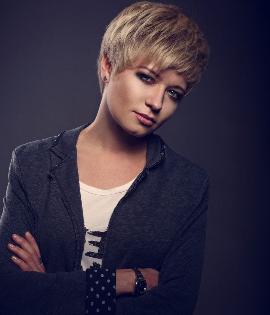 short hairstyles for square faces bowl cut