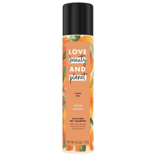 LOVE BEAUTY AND PLANET RADICAL REFRESHER CITRUS PEEL UPLIFTING DRY SHAMPOO